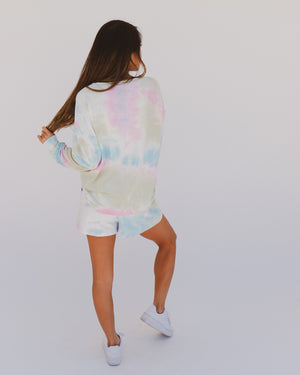 Mikayla Crew Neck in Multi