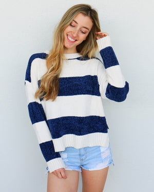 At Sea Sweater