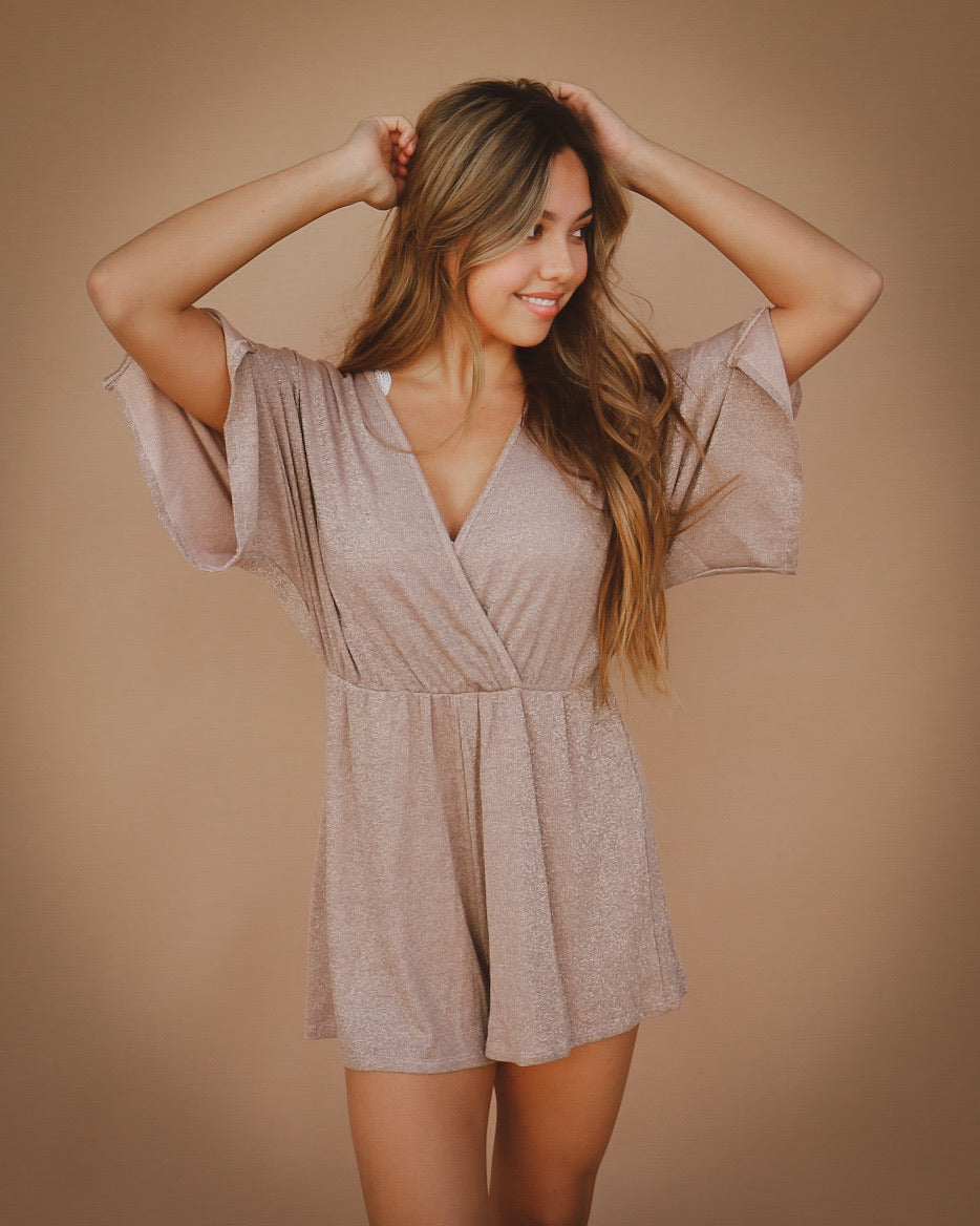 City Lights Romper