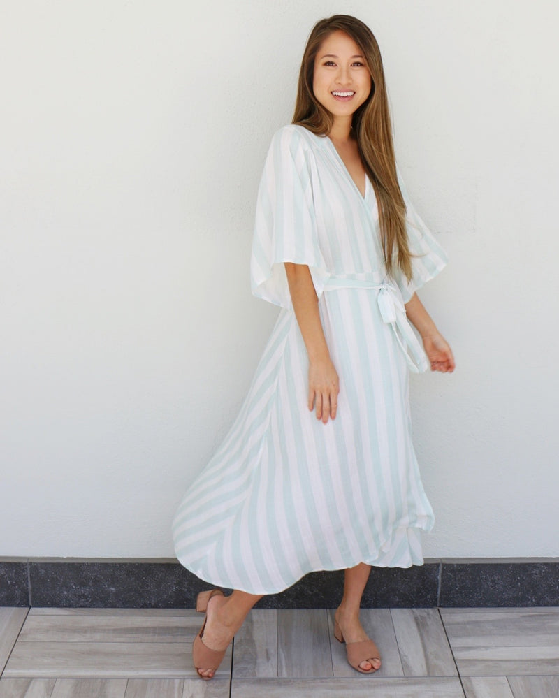 Sonny Dress in Sage