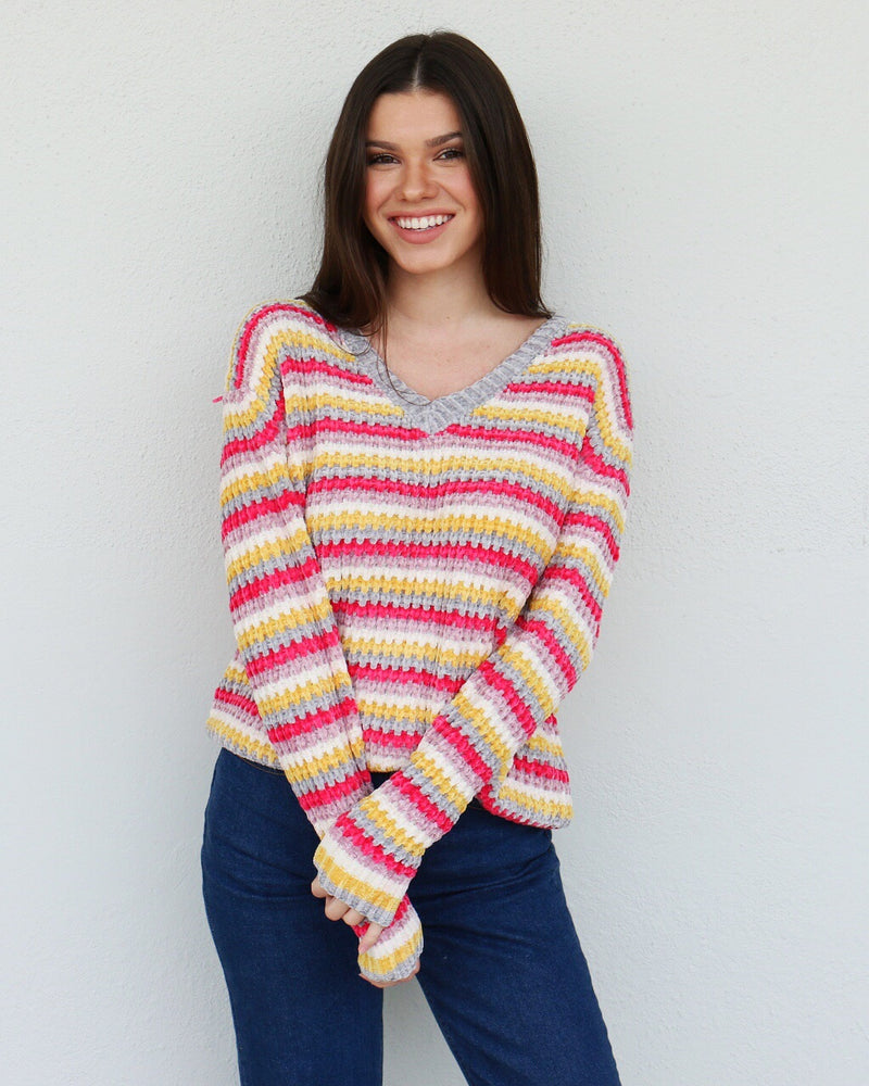 Brighter Days Sweater