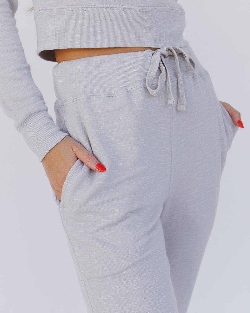 Parker Joggers in Gray