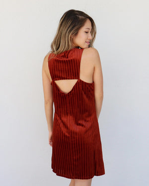 Velvet Dreams Dress