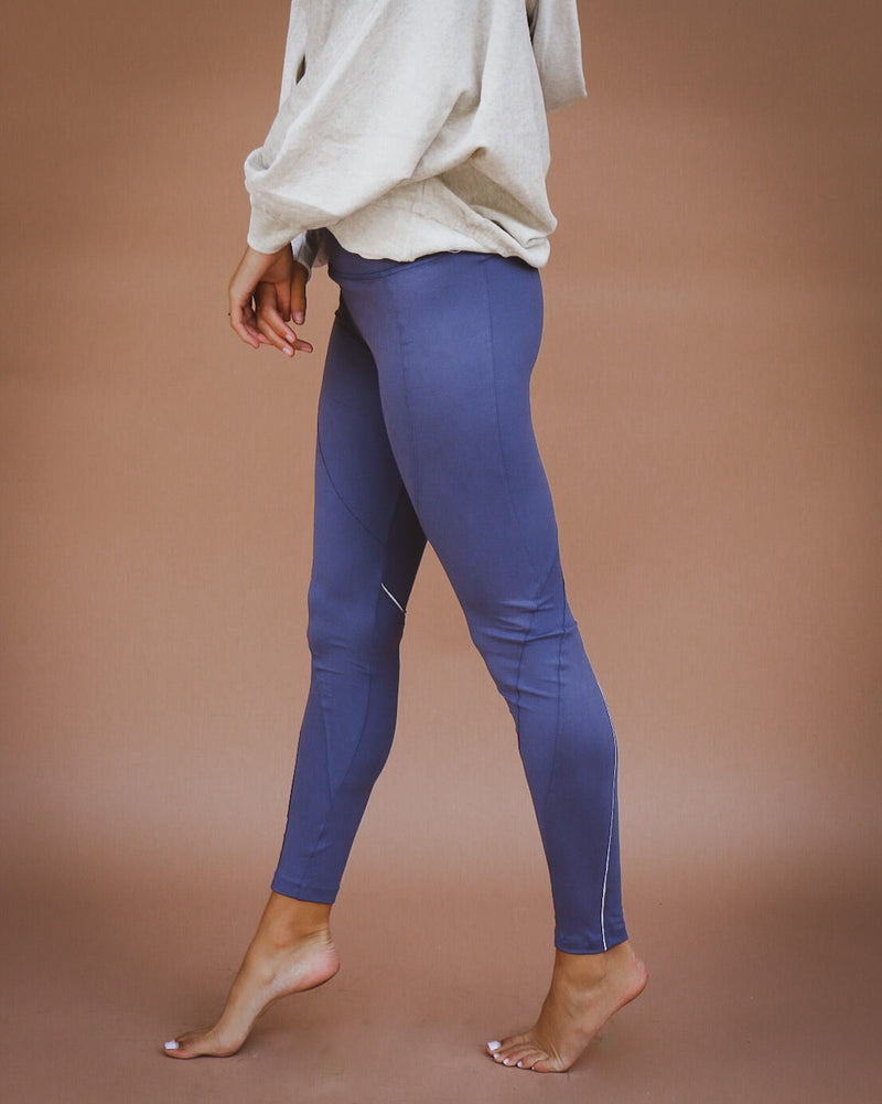 Element Leggings in Indigo