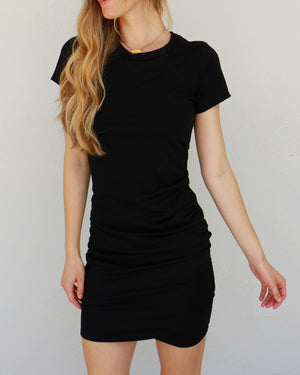 Nelly Dress in Black