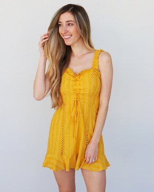 Sunshine Girl Dress