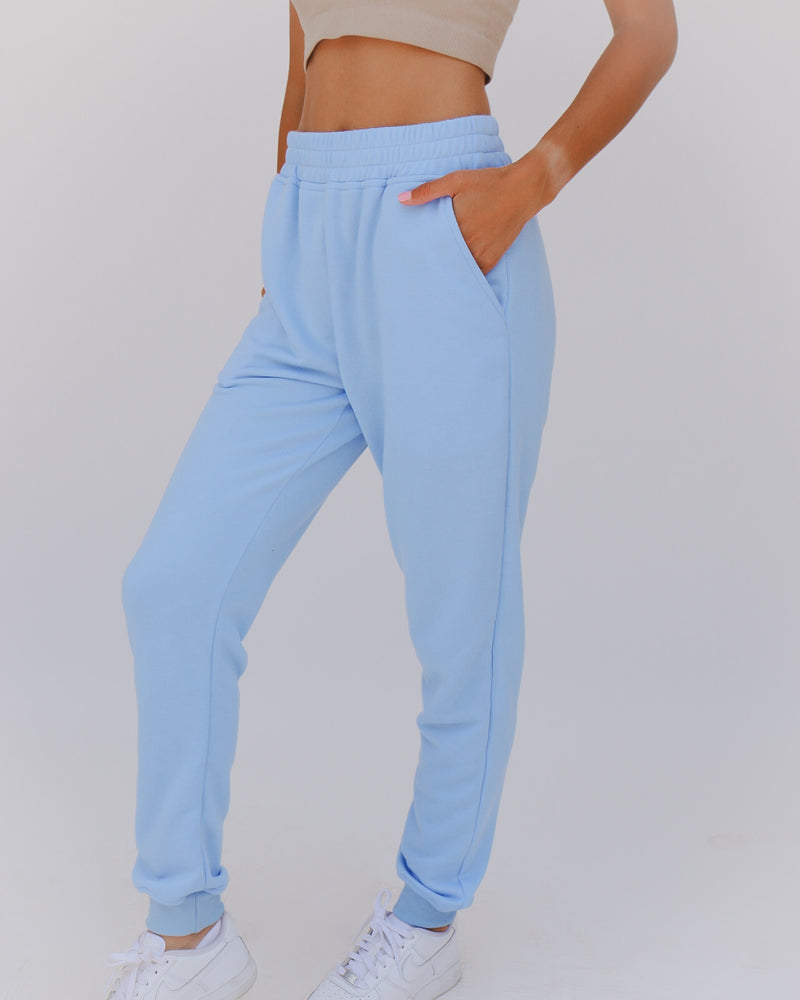 Madison Joggers in Blue