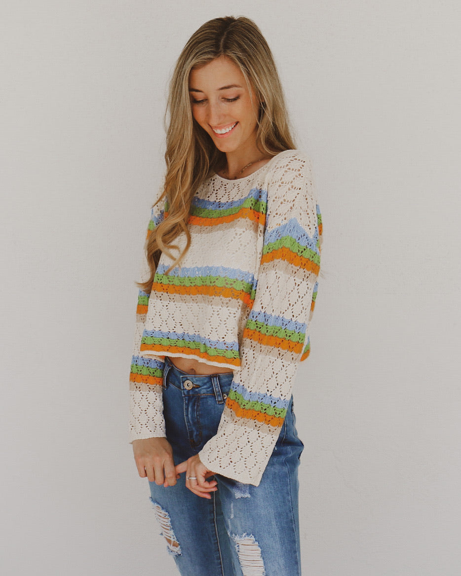 Jacie Sweater