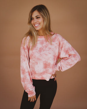 Kolby Top in Pink