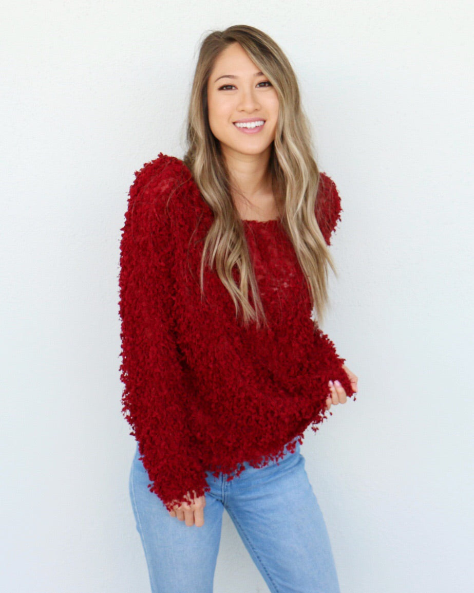 Ashlyn Sweater