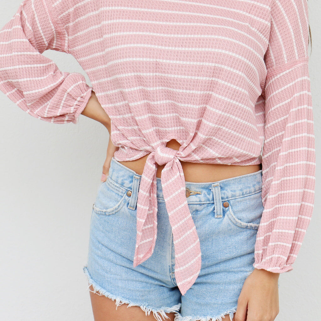 Cali Top in Pink
