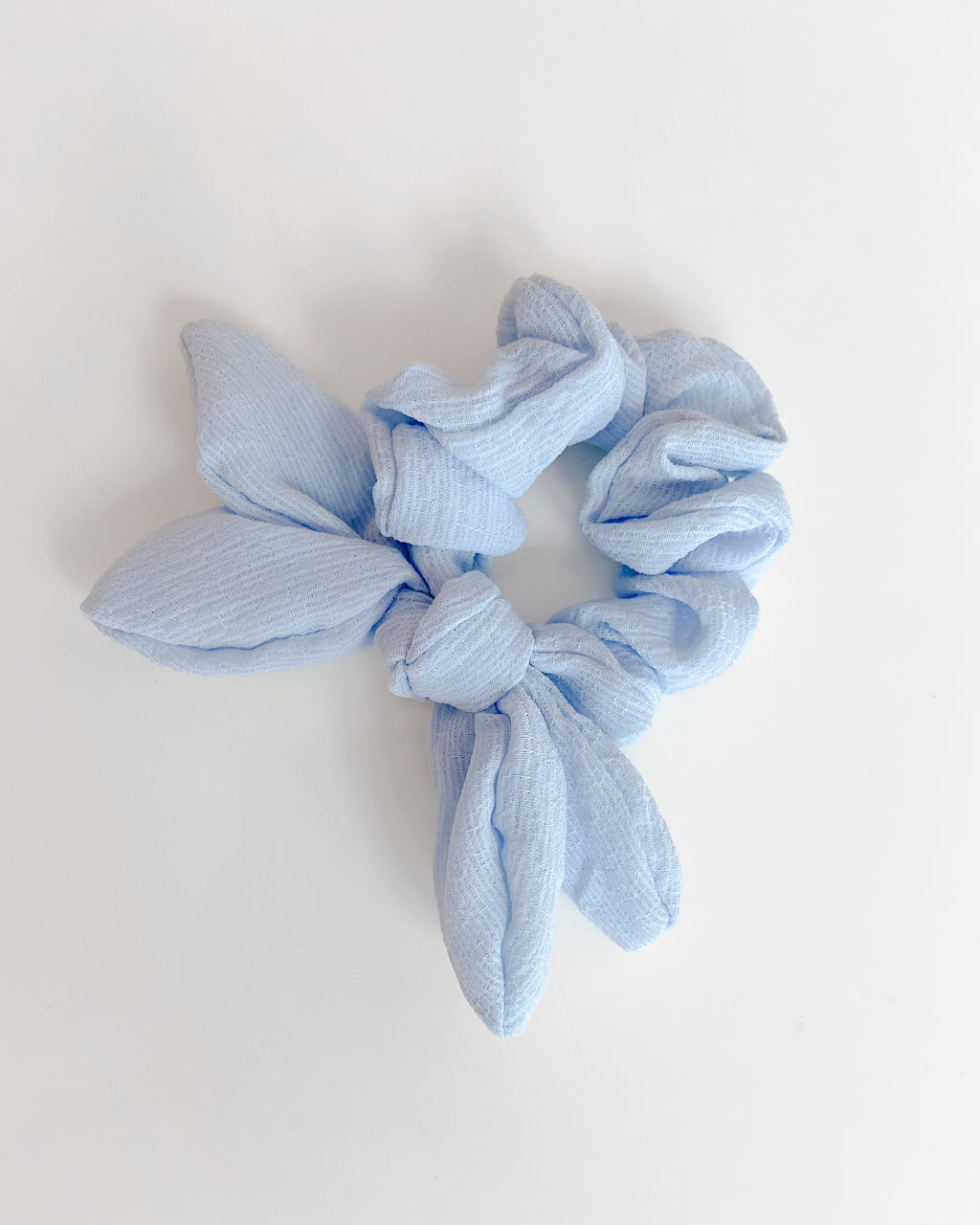 Homebody Scrunchie in Blue