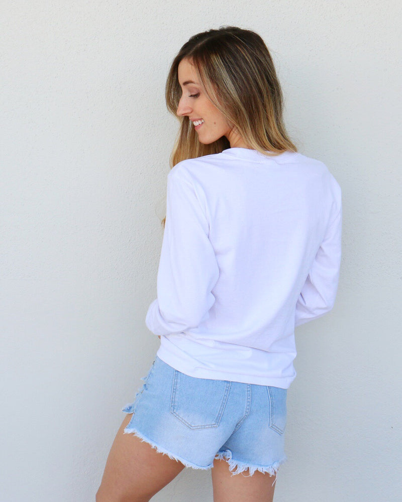 Savana Top in White