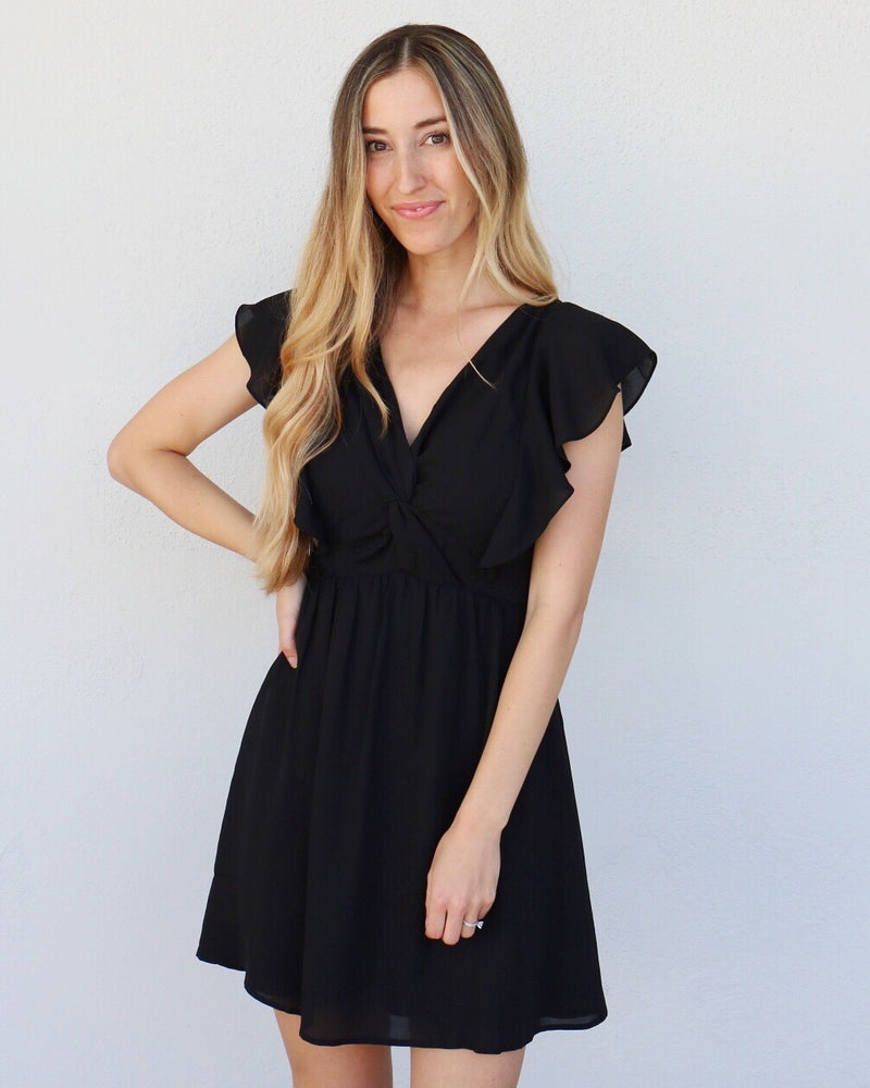 Marley Dress in Black