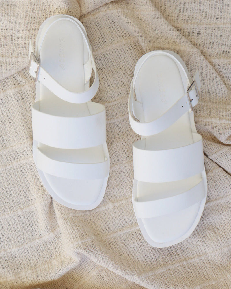 Every Day Sandals in White
