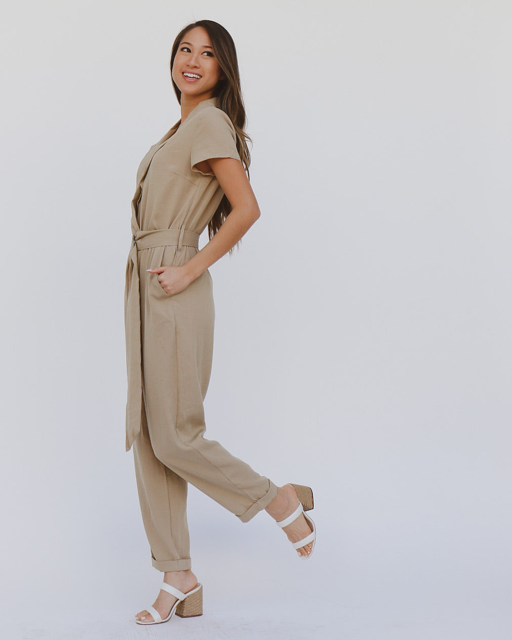 Carmello Jumpsuit