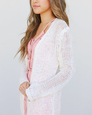 Creekside Cardigan