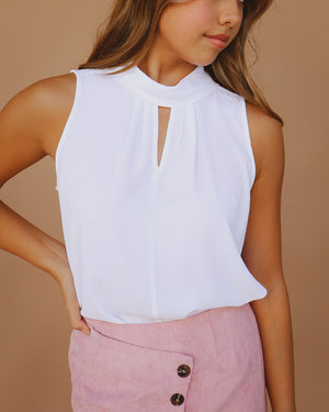 Nicolette Top in White