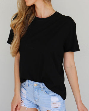 Ada Top in Black
