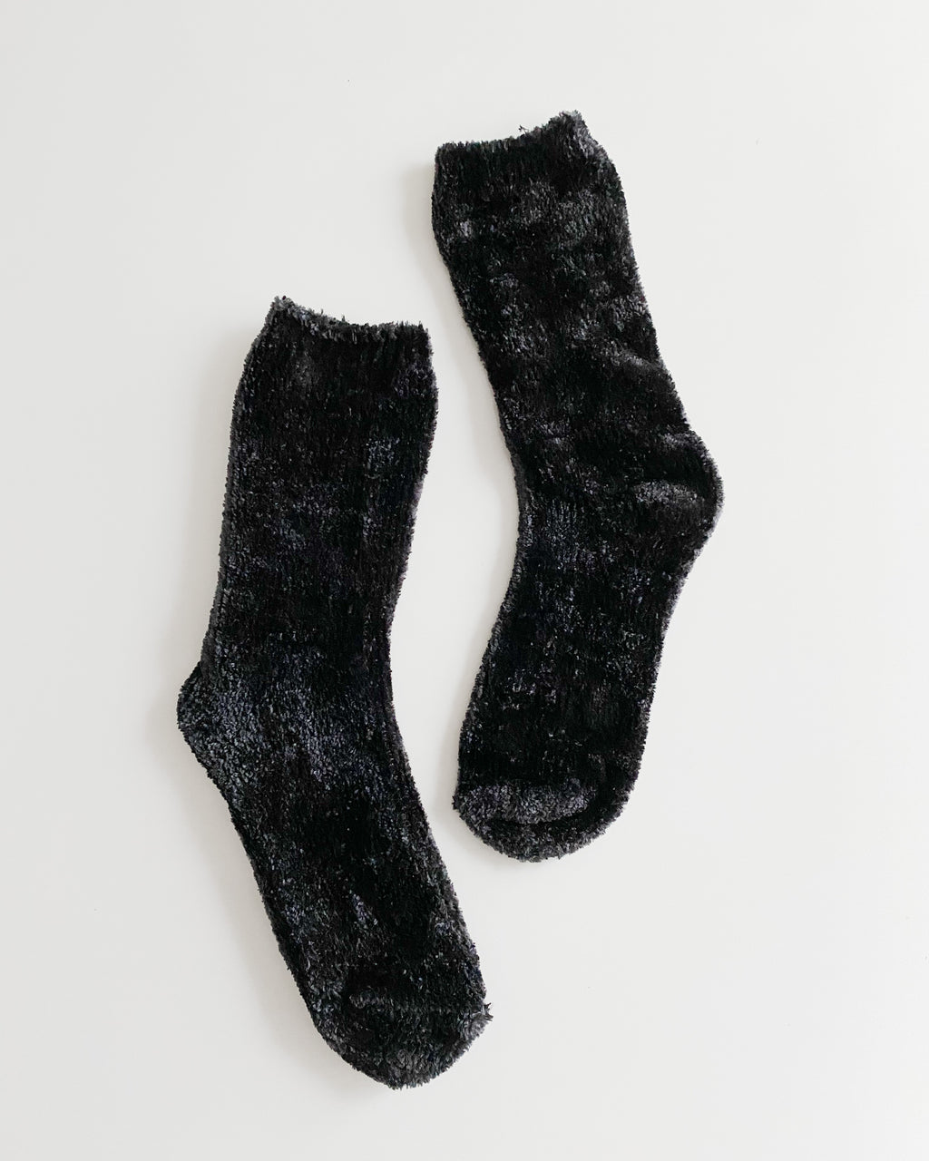 Cozy Day Socks in Black