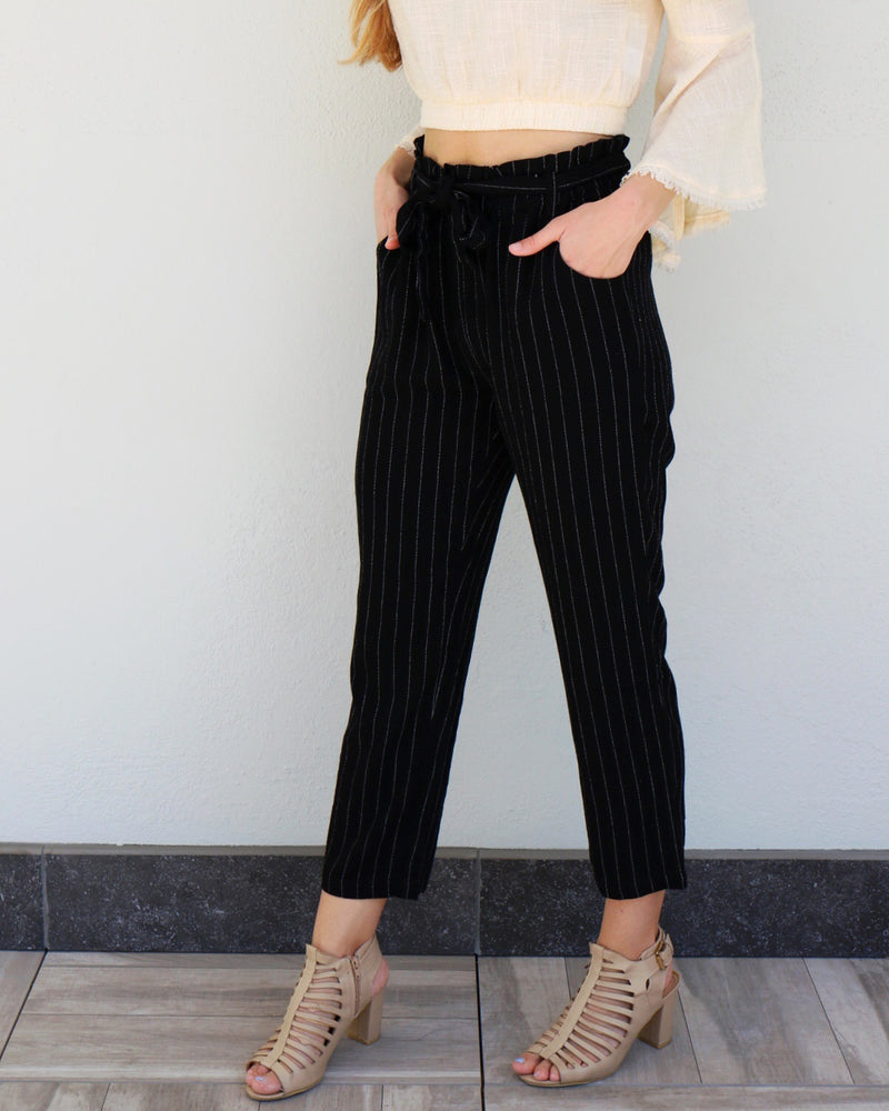 Maya Pants in Black