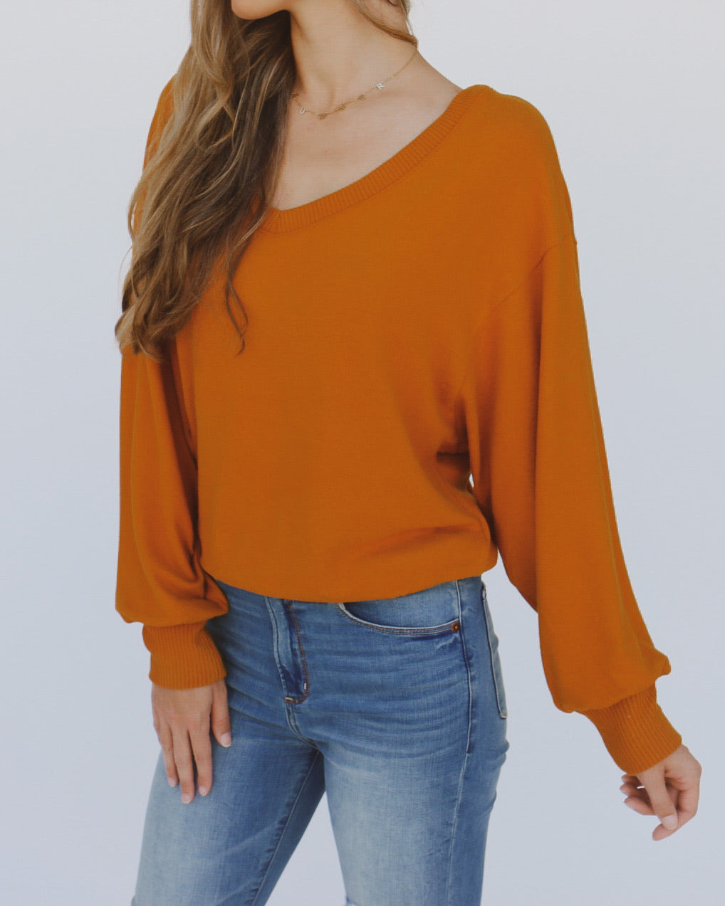 Harvest Sweater