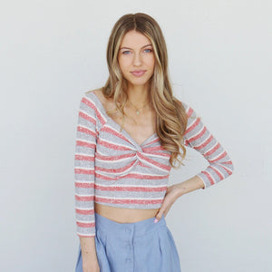 Revolution Top in Pink