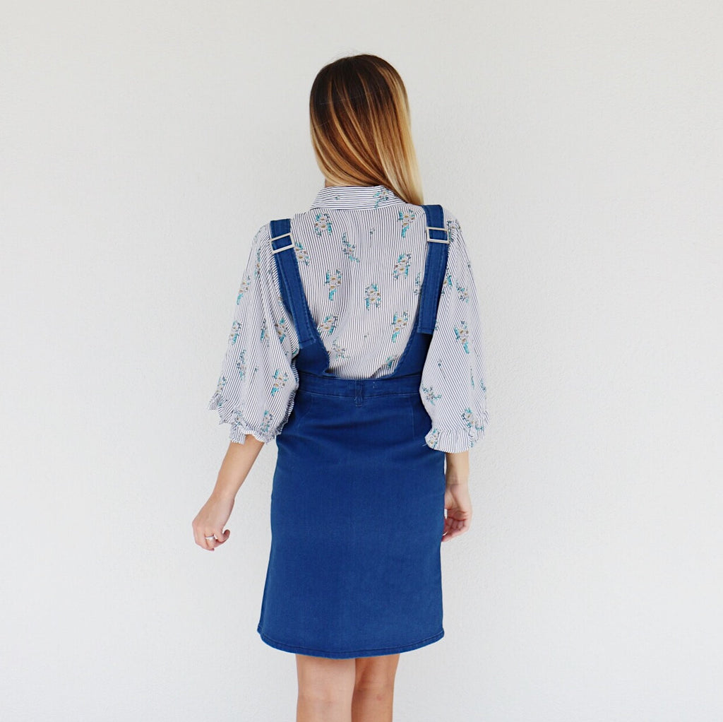 Blue Daze Dress