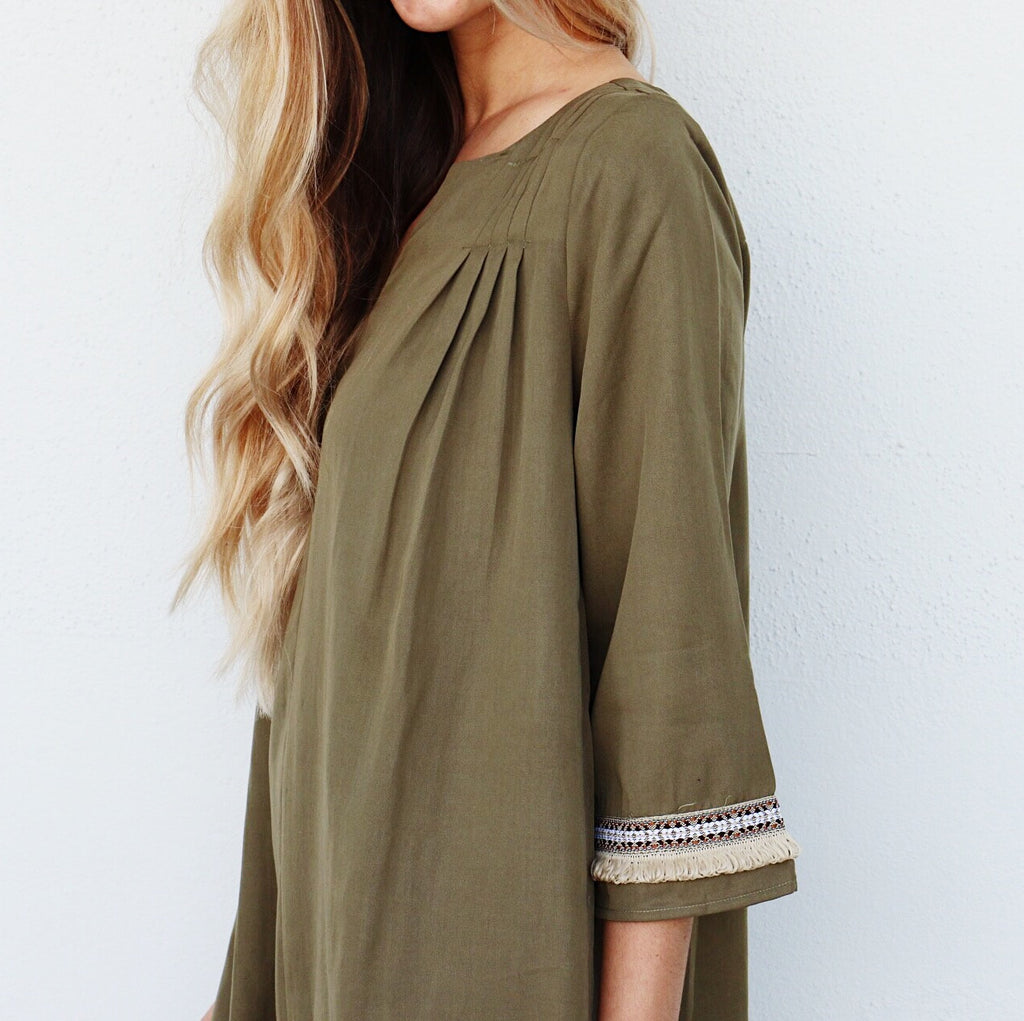 Earth Shine Tunic