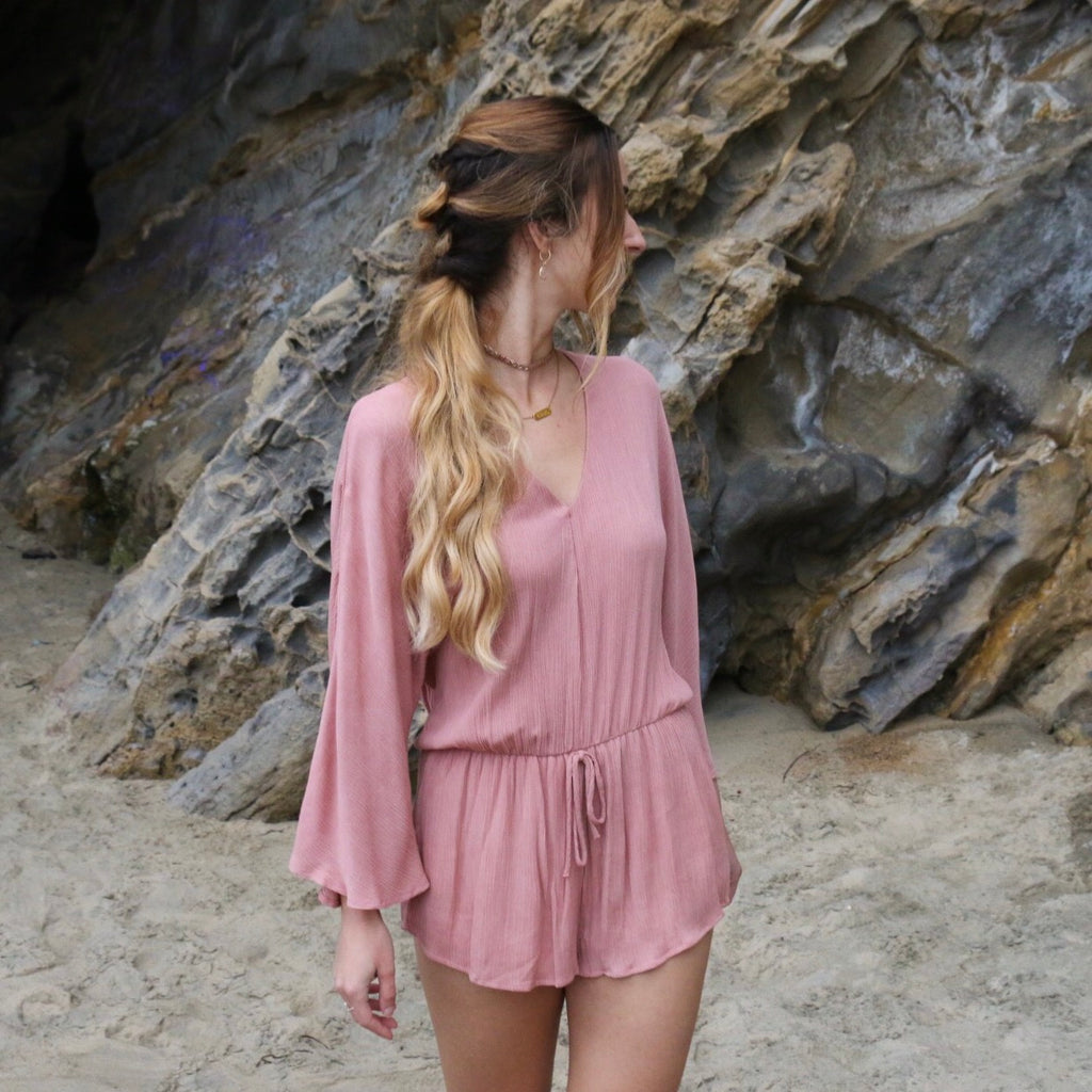 Jetty Romper