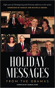 Holiday Memories to Thank you President and Mrs. Obama