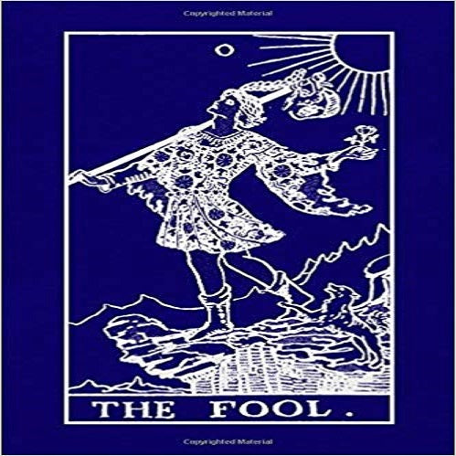 0 the Fool: Tarot Card Journal, 6 X 9 Inch Matte Softcover Paperback Notebook with 120