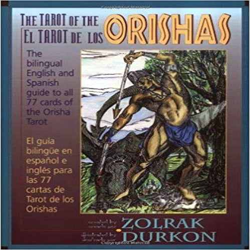 Tarot of the Orishas Book