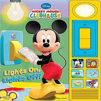 Lights On, Lights Off! (Mickey Mouse Clubhouse: Play-a-sound