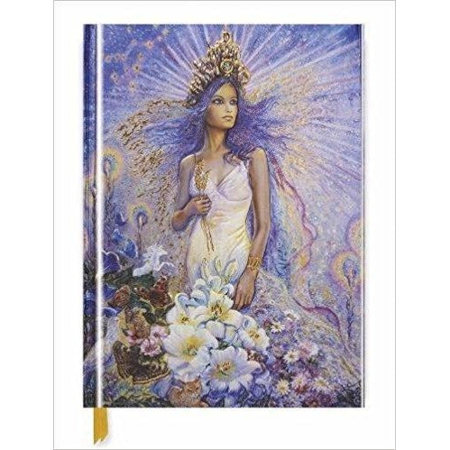 Josephine Wall: Virgo (Blank Sketch Book) (Luxury Sketch Books)