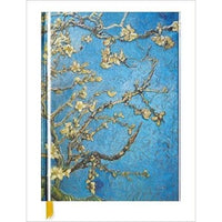 Van Gogh: Almond Blossom (Blank Sketch Book) (Luxury Sketch Books)
