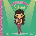 The Life of /La Vida De Selena: A Lil' Libros Bilingual Biography