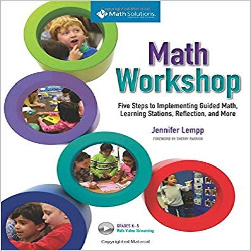 Math Workshop: Five Steps to Implementing Guided Math, Learning Stations, Reflection