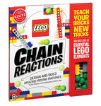 Lego Chain Reactions: Design and Build Amazing Moving Machines ( Klutz S )