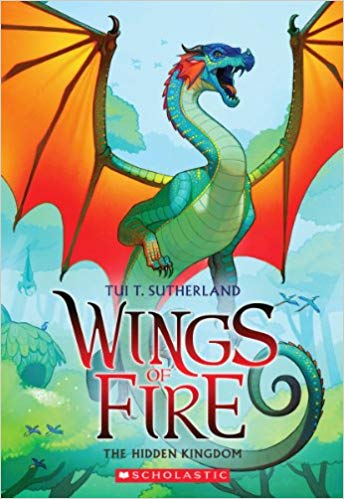 The Hidden Kingdom ( Wings of Fire #03 )