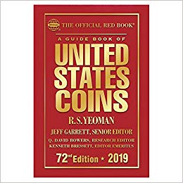 2019 Official Red Book of United States Coins
