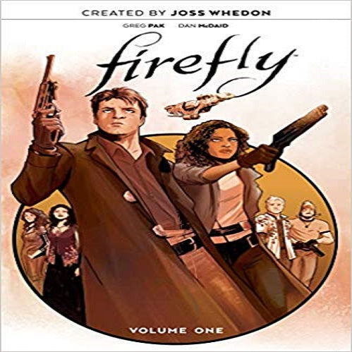 Firefly 1: The Unification War