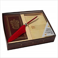 Harry Potter - Gryffindor Desktop Stationery Set: With Pen