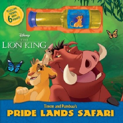 Disney the Lion King Timon and Pumbaa's Pride Lands Safari