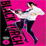Black Torch 4: Shonen Jump Manga Edition