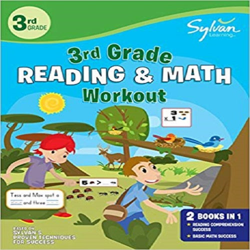 3rd Grade Reading & Math Workout: Third Grade Reading & Math Workout