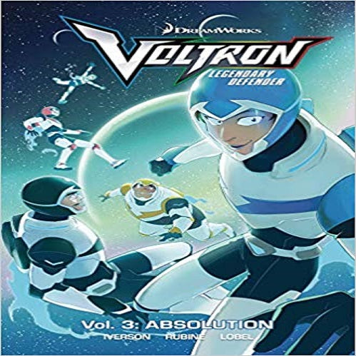 Voltron Legendary Defender 3: Absolution