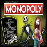 Monopoly the Nightmare Before Christmas 25 Years