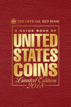 A Guide Book of United States Coins 2018: The Official Red Book 71st Edition