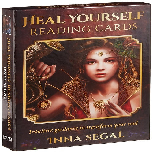 Heal Yourself Reading Cards: Intuitive Guidance to Transform Your Soul